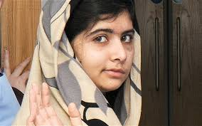 Malala Yousafzai, the Pakistan schoolgirl shot in the head by the Taliban, is in the running for the Nobel Peace Prize, as the Nobel Institute announced a ... - malala--Yousafzai_2499820b