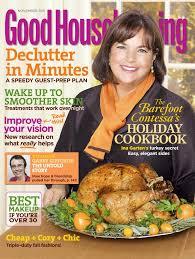 Ina Garten Address Barefoot Contessa U0027s Ina Garten On The November Cover Of Good