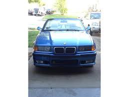 1998 bmw m3 estoril blue manual convertible no longer available
