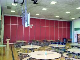 retractable room divider tri state folding partitions