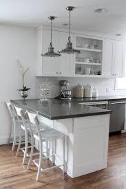 best ideas about kitchen peninsula pinterest kitchen tour josh maria pristine renovation