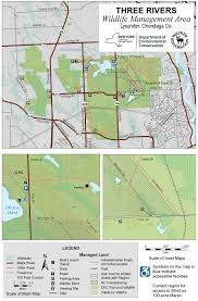 Liverpool Ny Map Three Rivers Wildlife Management Area Map Nys Dept Of
