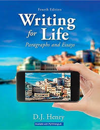 ISBN                 Writing for Life   Paragraphs and Essays  th
