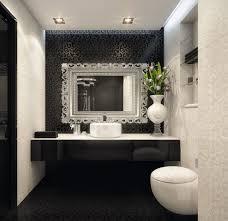 Bathroom Mirror Ideas On Wall Wallpaper For Bathrooms Ideas Zamp Co