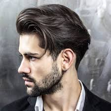 Cool Haircuts For Guys Guys Medium Long Hairstyle Hair Style For Mid Length Hair Cool Men