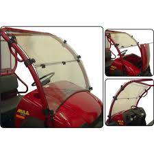kolpin full tilting utv windshield discount ramps