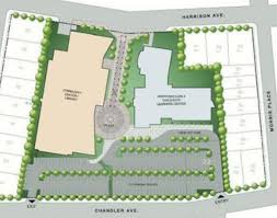 Community Center Floor Plans 49 5m In Bond Sales Will Fund New Roselle Community Center