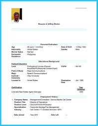 Resume Call Center  cv format latest sample resume  call center     happytom co Call Center Resume Format  inbound call center resume format       resume call