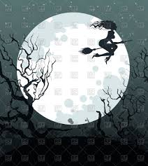 halloween background of wich free clipart witch on broomstick image gallery hcpr