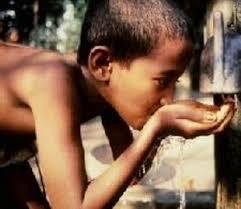 Agua recurso escaso