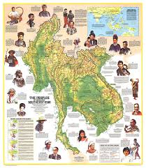 Southeast Map Of Mainland Southeast Asia Map