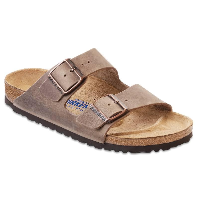 Birkenstock Arizona Birko-Flor Tabacco Brown Sandal 10M / 8M