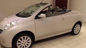 nissan micra top model used nissan micra 1 6 active luxury cc 2dr 109 bhp youtube