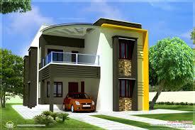front elevation modern house design also magnificent duplex