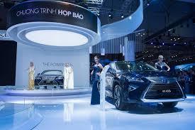 hang xe lexus tai sai gon trải nghiệm u201chành trình lexus u201d tại vms 2017 autodaily