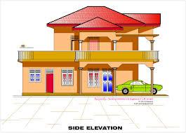 Best 2d Home Design Software 2d Elevation And Floor Plan Of 2633 Sq Feet Kerala Home Design