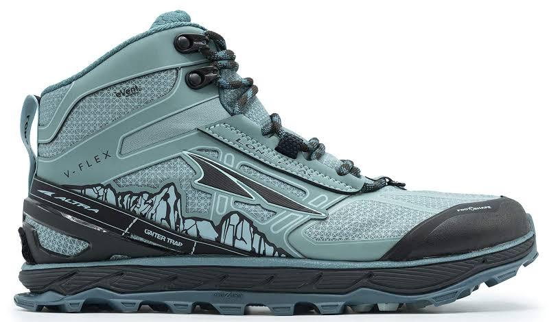 Altra Footwear Lone Peak 4.0 Mid RSM Trail Running Shoe, Adult,