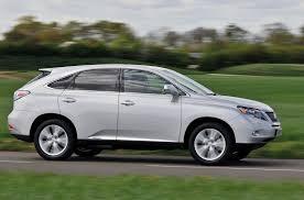 lexus hybrid rx450 lexus rx estate review 2009 2015 parkers