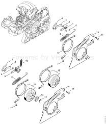 parts stihl parts diagrams wiring diagram plug