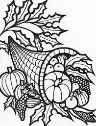 thanksgiving coloring books celebrations cornucopia for thanksgiving coloring pages