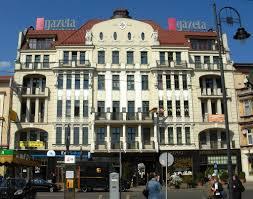 Gdańska Street in Bydgoszcz