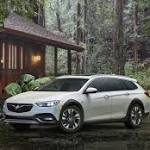 First Look: 2018 Buick Regal Sportback, TourX