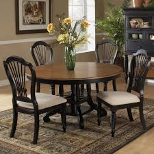 delighful round dining room sets for 6 set and decor
