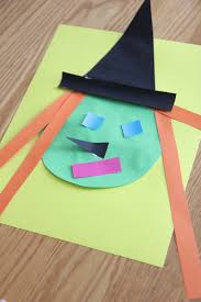halloween arts and crafts ideas toddler approved witch shape craft inspired by room on the broom