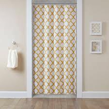shower curtains shower curtain tracks bed bath u0026 beyond