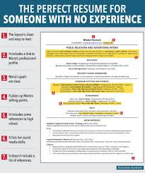 Example Resume  Skills And Qualifications And Work Experience For Resume Objective For Flight Attendant  Binuatan