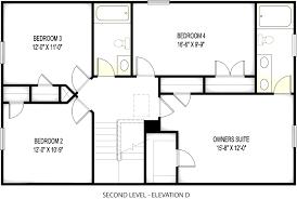 bedroom house plans with open floor plan australia arafen simple