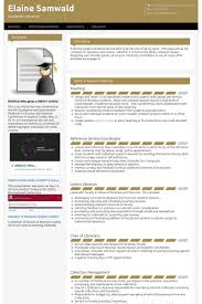 Liaison Resume Sample by Librarian Resume Samples Visualcv Resume Samples Database
