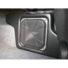 kicker pmusb12 ford mustang 2012 up shaker stereo custom sub box