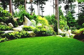 small yard landscaping ideas for gardens rocks the garden