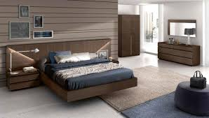 White Bedroom Furniture Design Exotic Leather Modern Contemporary Bedroom Sets Feat Light