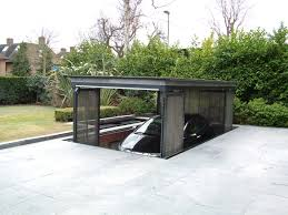 Garage And Shop Plans by Underground Garage Lift Home Projects Pinterest Garage Lift