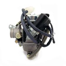 amazon com carburetor assy 150cc 125cc 4 stroke electric choke