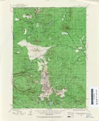 Newport Oregon Map by