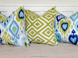 Large Sofa Pillows Back Cushions by Livelovediy How To Make A Pillow With Glue