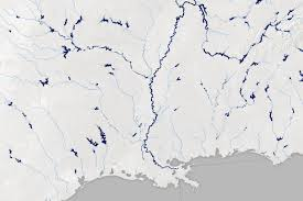 South America River Map by New Map Plots North America U0027s Bounty Of Rivers Wired