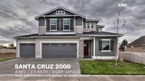3 Car Garage Cbh Homes Santa Cruz 2000 4 Bed 2 5 Bath 3 Car Garage Youtube