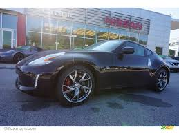 nissan 370z all black 2016 magnetic black nissan 370z sport coupe 106176678 gtcarlot