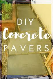 How To Seal A Paver Patio by Top 25 Best Concrete Backyard Ideas On Pinterest Concrete Deck