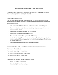 Fast Food Resume Samples by Resume For Fast Food Free Resume Example And Writing Download