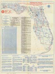 Boca Grande Florida Map by Florida Memory Official Road Map Of Florida 1946