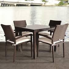 Resin Wicker Patio Furniture Sets - outdoor u0026 garden mesmerizing cast iron patio dining set ideas for