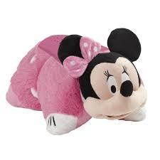Minnie Mouse Toy Box Pillow Pets Dream Lites Minnie Mouse Toys