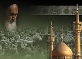 کاروان ورزشی در حرم مطهر امام خمینی (ره)