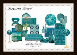ob dreamy blue bliss turquoise board u2013 white linen interiors