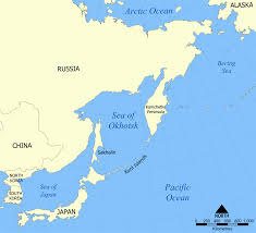 Blank Physical Map Of Russia by Northeast Asia Wikipedia
